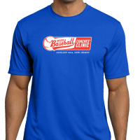 All attendees receive an Inside Baseball branded shirt