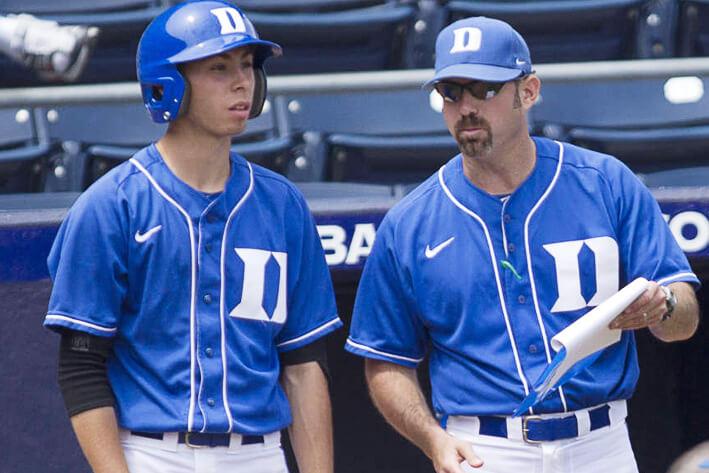 Chris Pollard, Duke Head Coach